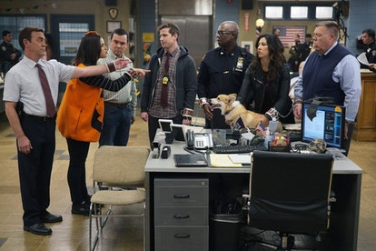 Brooklyn Nine-Nine Season 8 will likely focus on Amy and Jake's adventures as parents.