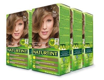 Naturtint Permanent Hair Color, Hazelnut Blonde  (6-Pack)