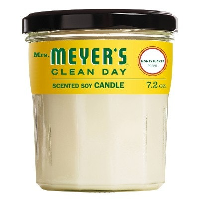 Honeysuckle Large Jar Candle