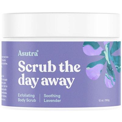 ASUTRA Scrub the Day Away Exfoliating Body Scrub
