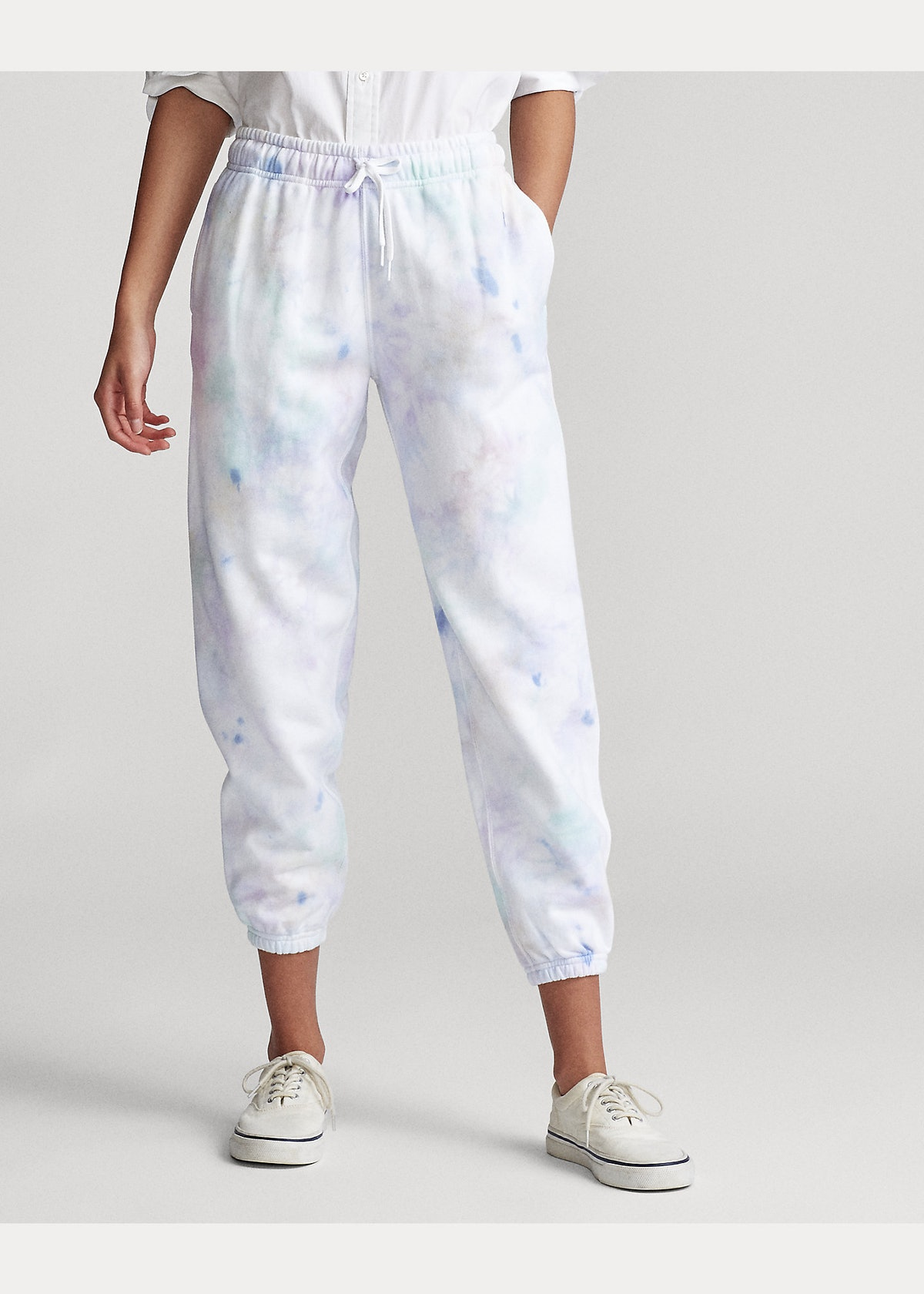 Polo Ralph Lauren Tie-Dye Fleece Sweatpant