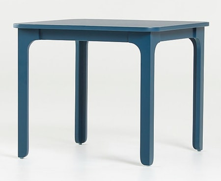 Brady Midnight Blue Square Play Table