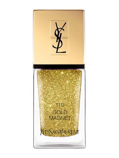 La Laque Couture in Gold Magnet