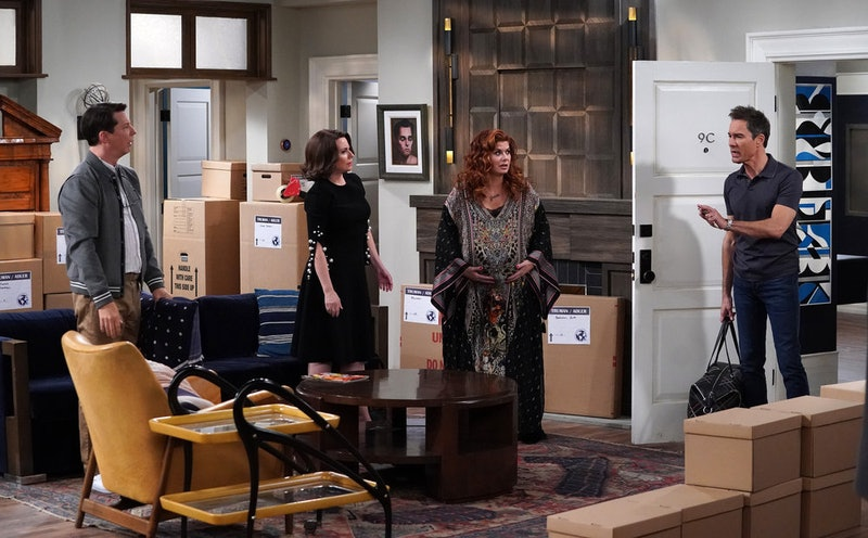 Will and Grace won't return next year.