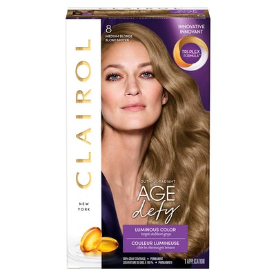 Clairol Age Defy Permanent Hair Color