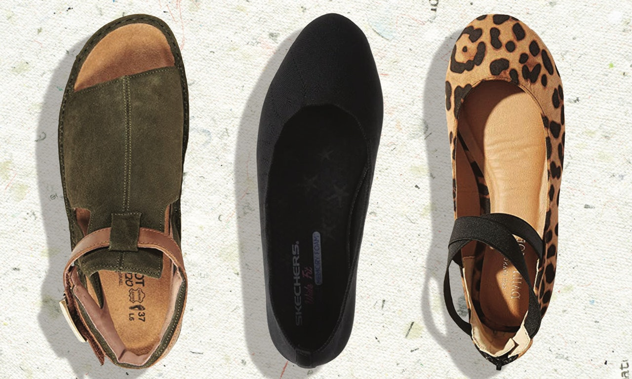The 5 Best Fashionable Shoes For Bunion