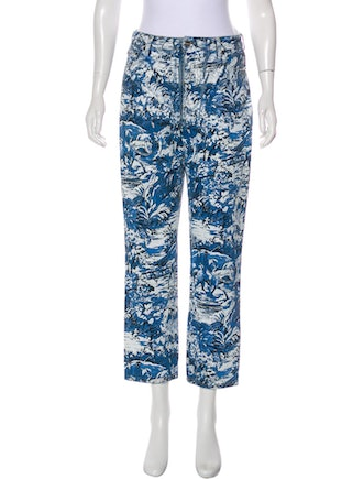 Tapestry High-Rise Jeans