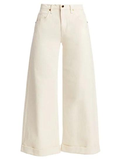 Noelle Wide-Leg Jeans