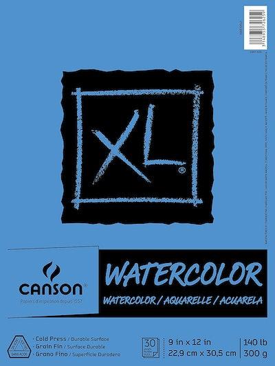 Canson Watercolor Pad (30-Sheets)
