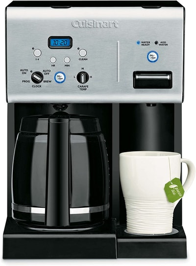 Cuisinart Coffee Maker 12-Cup With Hot Water System