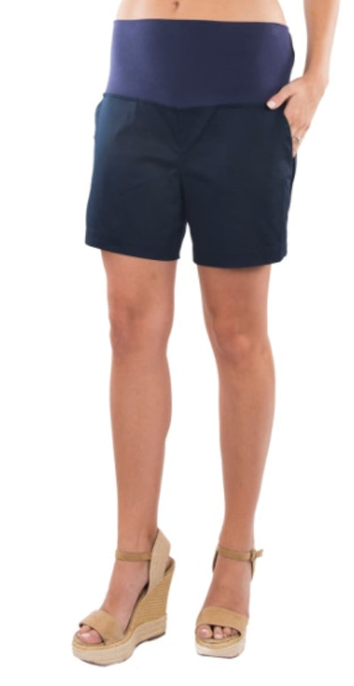 Kathleen Maternity Shorts