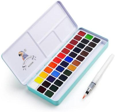 Lightwish MeiLiang Watercolor Paint Set