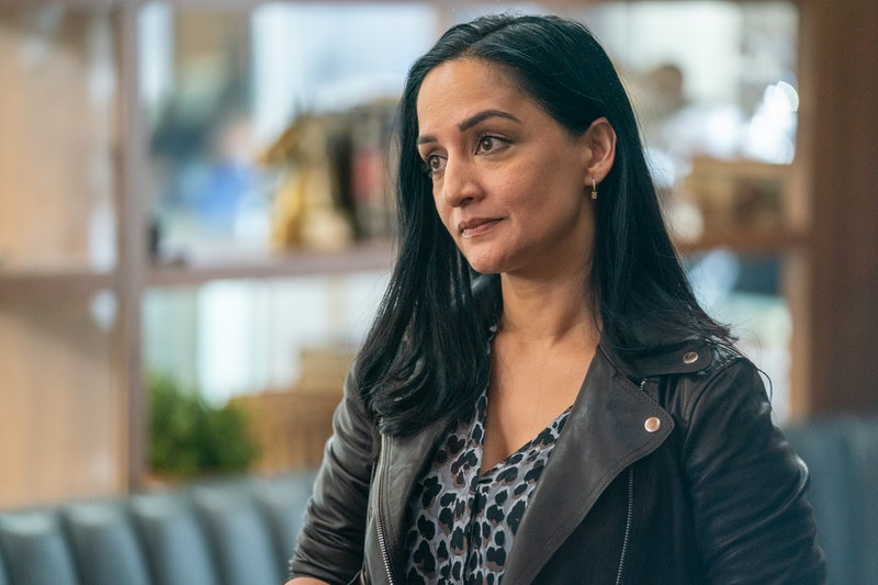 Archie Panjabi as Fiona in Run on HBO