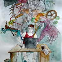 How Covid-19 is changing 'Dungeons & Dragons,' maybe forever