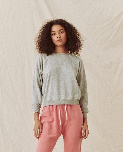 The Shrunken Sweatshirt.