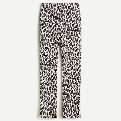 Petite Remi Pant in Leopard