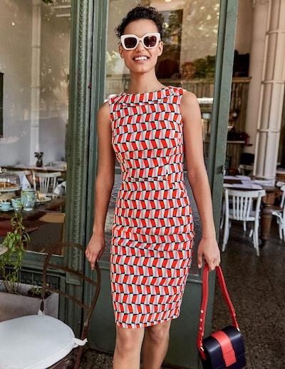 Seam Detail Martha Dress