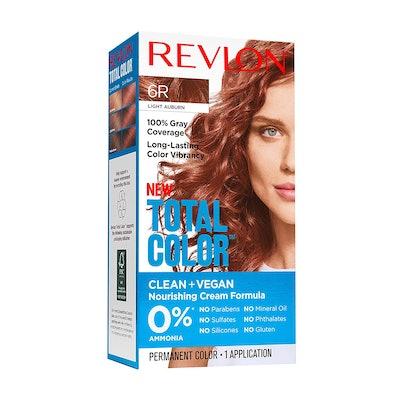 Revlon Total Color Vegan Light Auburn