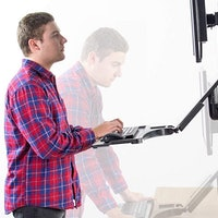 The 4 best standing desk converters