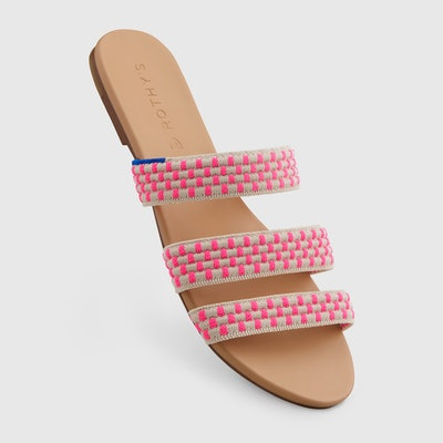 Rothy's The Triple Band Sandals