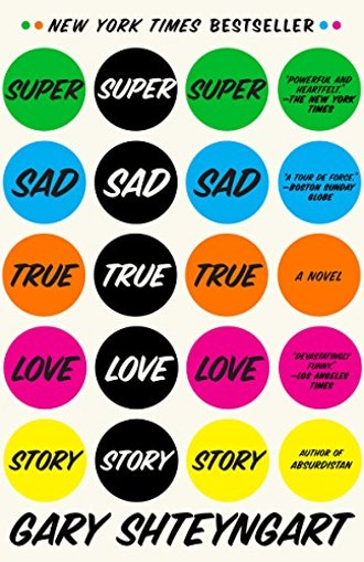 'Super Sad True Love Story' Kindle edition