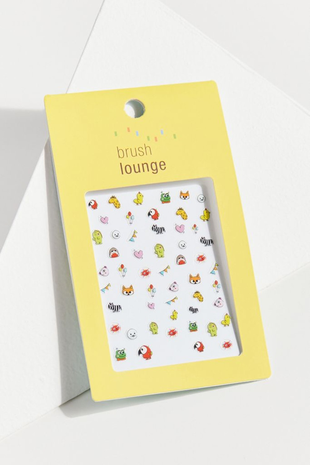 Brush Lounge Nail Stickers
