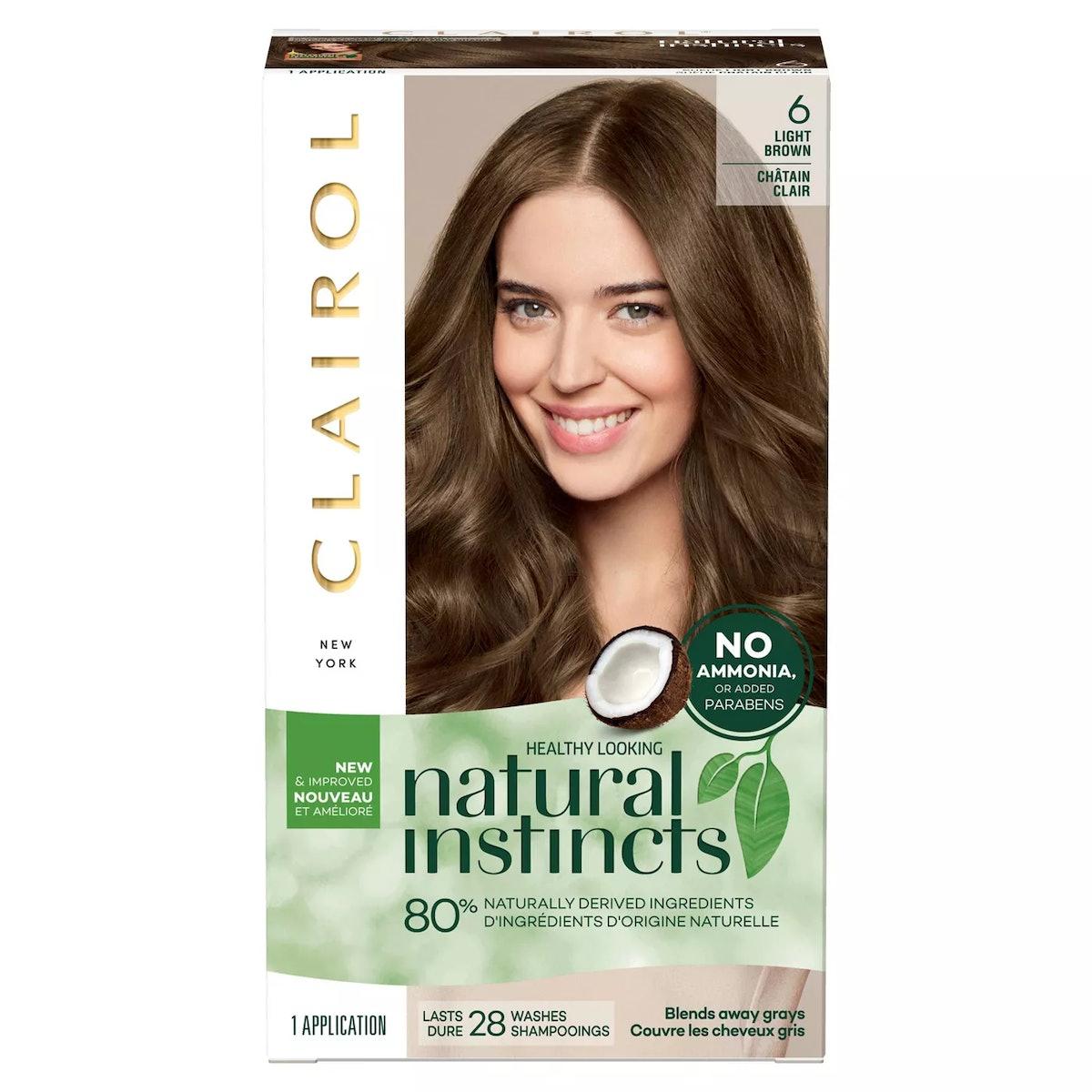 Natural Instincts Demi-Permanent Hair Color