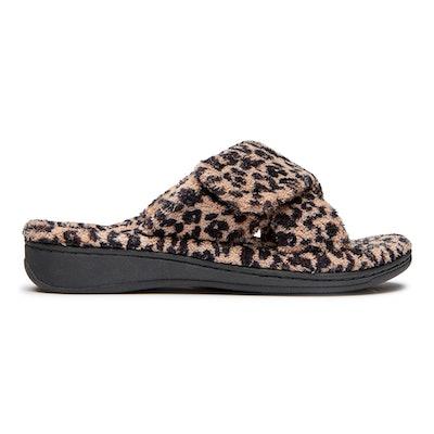 Vionic Leopard Slippers