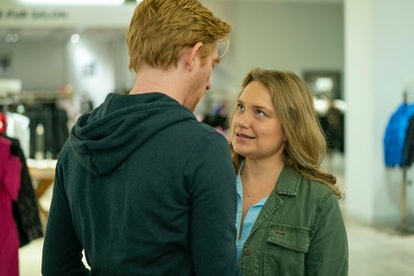 Domhnall Gleeson and Merritt Wever in  'Run' on HBO