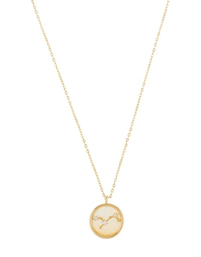 Gold-Plated Constellation Necklace