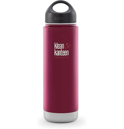 Klean Kanteen Wide Mouth Double Wall Insulated Water Bottle