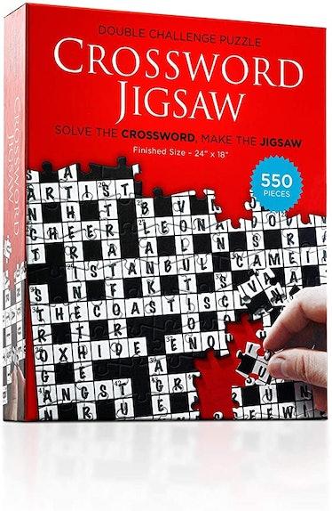 Babalu Crossword Jigsaw Puzzle