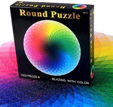 Houkiper Rainbow Palette Puzzle