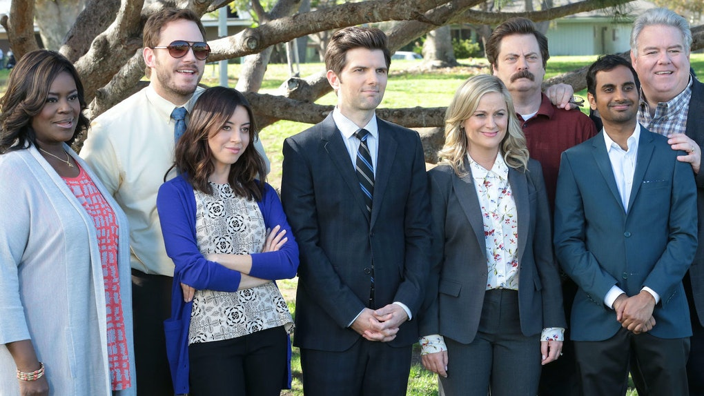 A 'Parks and Recreation' special will air on April 30.