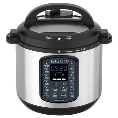 Instant Pot Duo SV 6qt Multi-Use Pressure Cooker
