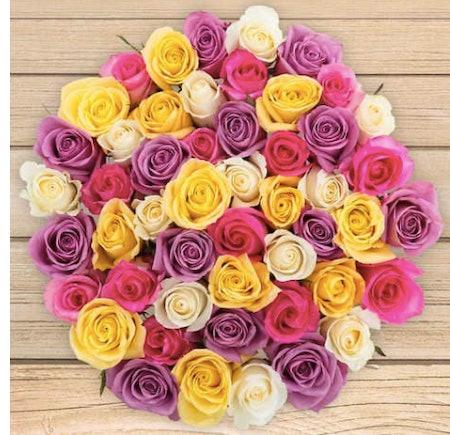 50-Stem Roses
