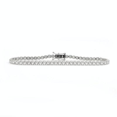Buttercup Diamond Tennis Bracelet