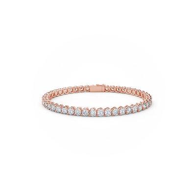 Diamond Lattice Bracelet