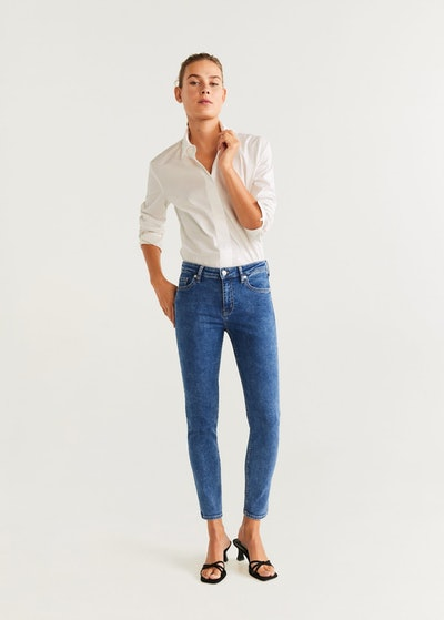 Skinny sculpt jeans
