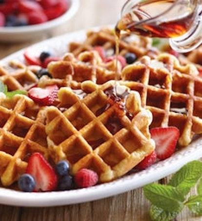 Mix & Match Belgian Waffles