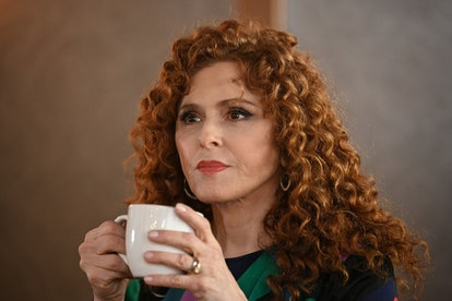 "Bernadette Peters is ""Feeling Good"" on 'Zoey's Extraordinary Playlist'"