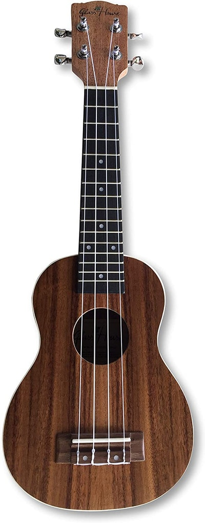 Glass House Koa Soprano Ukulele