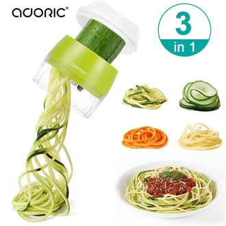 Handheld Spiralizer Vegetable Slicer