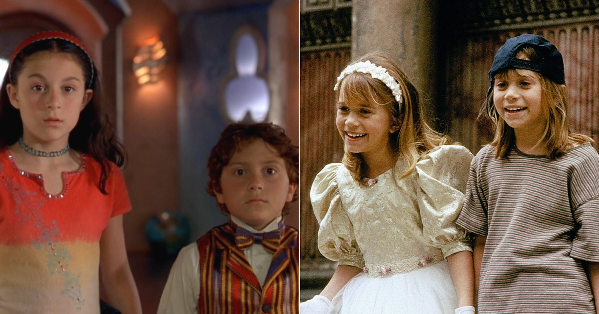 These 21 Nostalgic Movies On Netflix Will Make You Feel Like A Kid Again