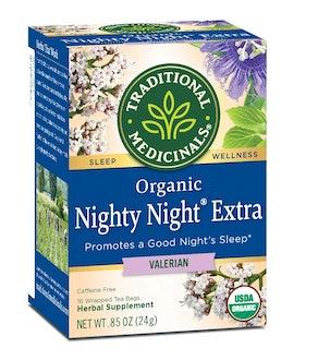 Traditional Medicinals Organic Nighty Night Extra Relaxation Tea