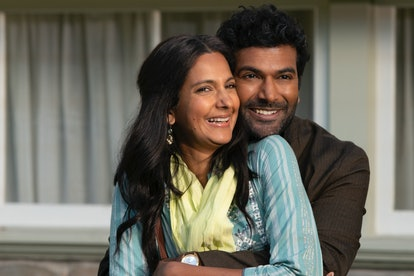 Devi's mom and dad in Netflix's 'Never Have I Ever.'