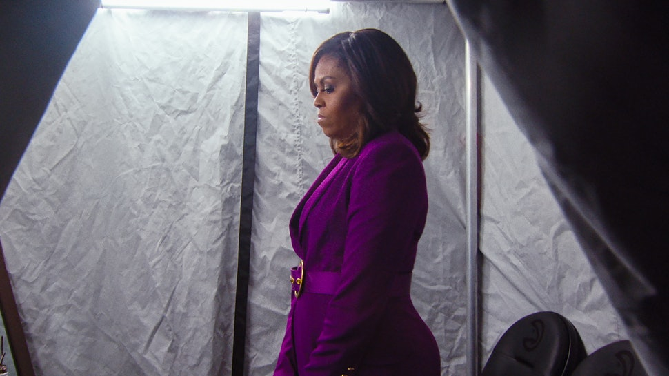 Michelle Obama 'Becoming' Netflix documentary