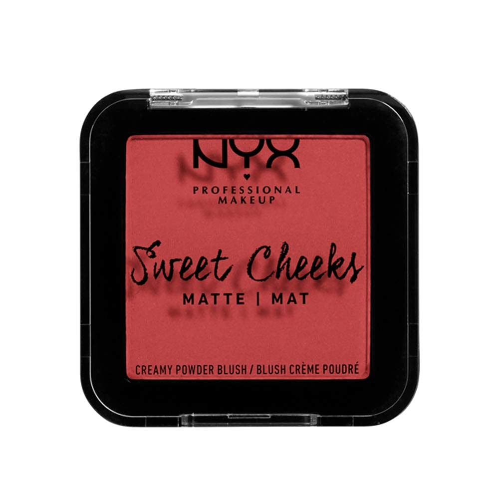 NYX Professional Makeup Sweet Cheeks Matte Blush