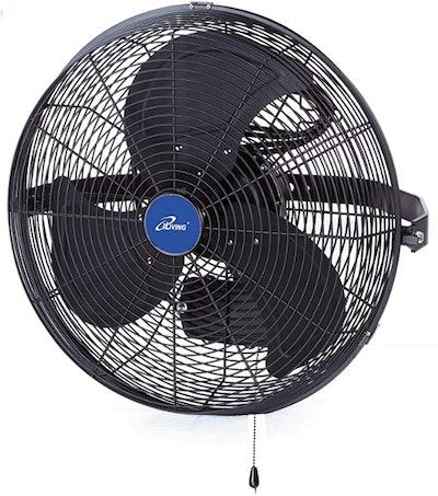 iLIVING Wall Mount Outdoor Waterproof Fan