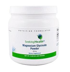Seeking Health Magnesium Glycinate Powder (10.58 oz.)